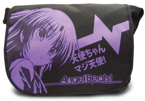 Angel Beats Angel Messenger Bag