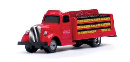Motor City Coca-Cola - CocaCola Bottle Truck (1938, 1:87, Red)