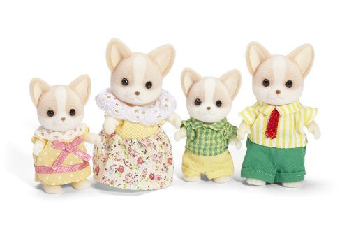 Calico Critters - Chihuahua Dog Family