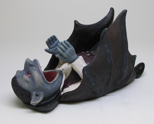 Vampire Guzzler Wine Holder L: 11 1/4""