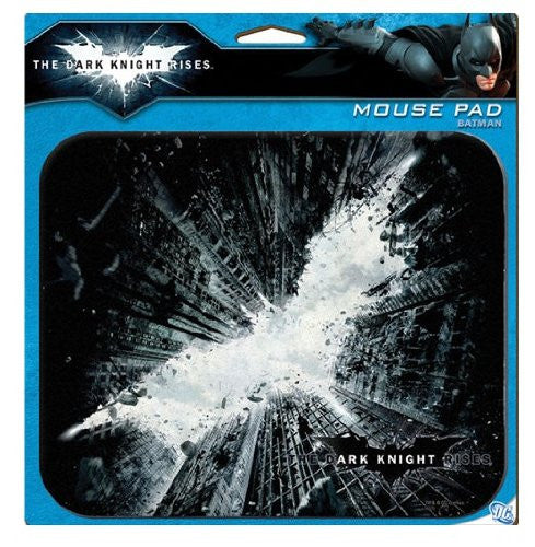 Dark Knight Skyline Bat Mouse Pad - MOUSE PAD