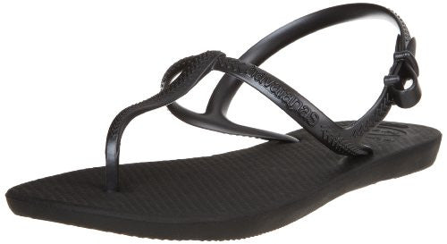 Women's Freedom Sandal, Black Size 35-36