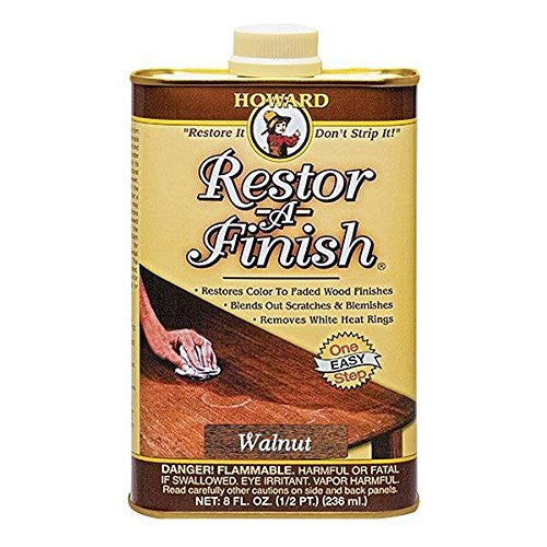 Restor-A-Finish Walnut 8oz