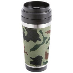 Maxam 16oz Stainless Steel Double Wall Travel Tumbler