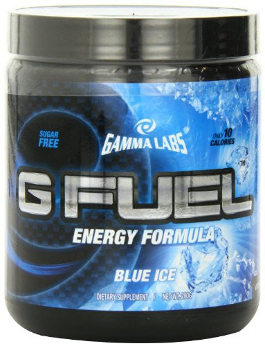 G Fuel, Blue Ice, 40 Servings, From Gamma