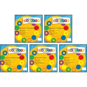 1st Grade Reading LP 5-Pack