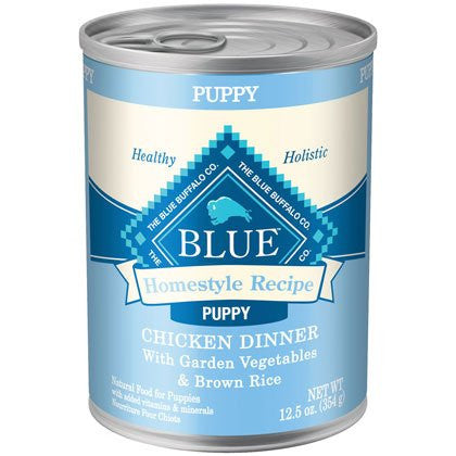 BLUE PUPPY CHICKEN 12X12.5OZ CS