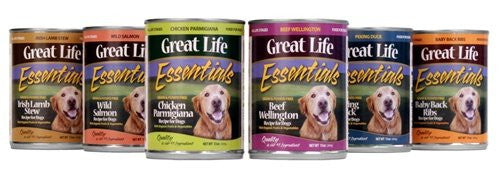 Great Life Chicken Parmigiana Canned Dog Food - 13 oz