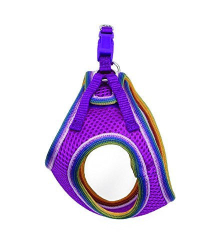 LIL PALS Comfort Mesh Harness - S - Orchid