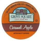 Grove Square, Caramel Apple Cider