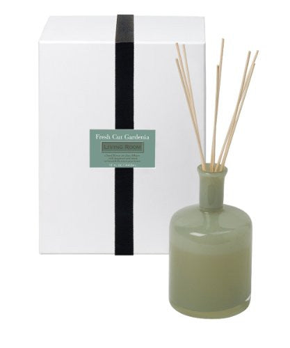 Living Room - Fresh Cut Gardenia Diffuser 15oz