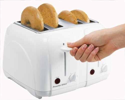 4-Slice Cool-Touch Toaster