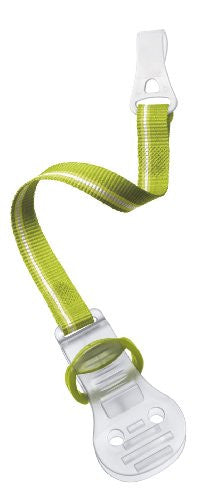 Soother Clip (Green) 2-Pack