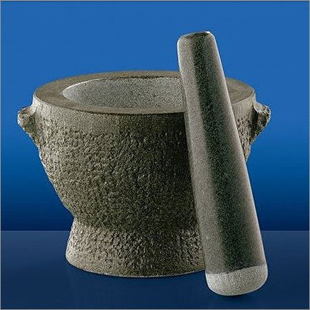 "Mortar & Pestle ""Goliath"", 5"" tall"