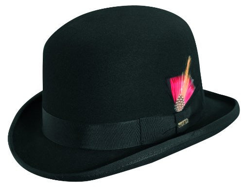 Scala Derby Hat (Black / Small)