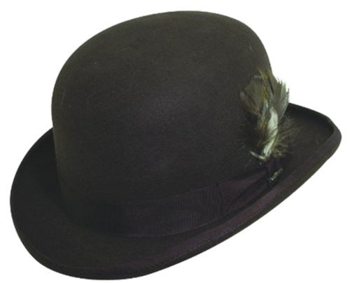 Scala Derby Hat (Brown / Small)