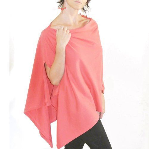 Bizzy Babee Nursing Cover, Coral