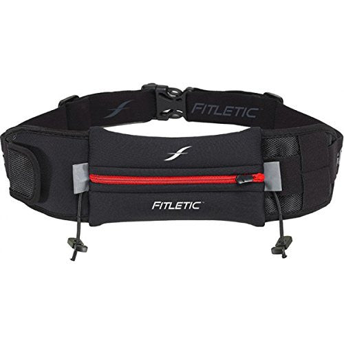 Ultimate II Race Belt Black/Red