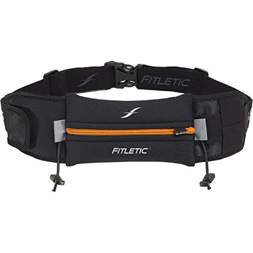 Ultimate II Race Belt Black/Orange