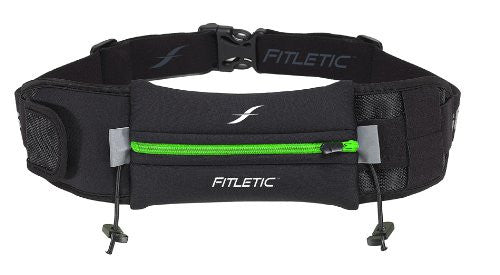 Ultimate II Race Belt Black/Green