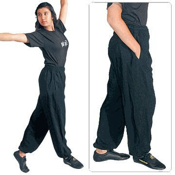 Light Weight Kung Fu Pants, Size 0, 80 lbs, 4'6""