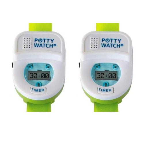 Potty Watch - Green (Pack of 2)
