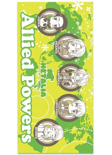Hetalia Allied Powers Towel