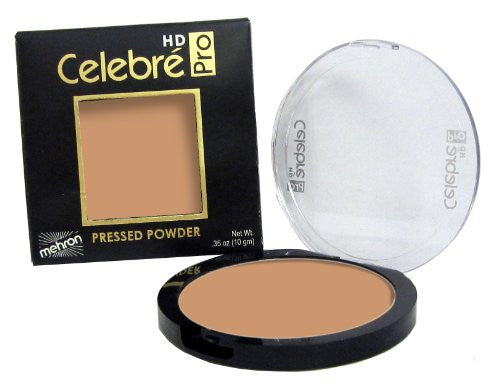 Celebre Pro-HD Pressed Powder (Medium-Dark 1)