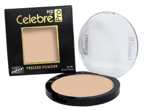 Celebre Pro-HD Pressed Powder (Light 3)