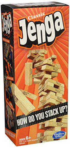 Jenga Classic Refresh Game