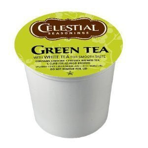 Celestial Seasonings® Green Tea K-Cup® Packs, 24/Bx