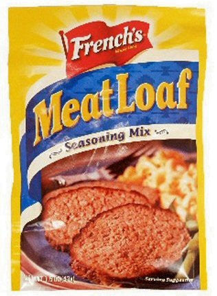 French's Seasoning Meatloaf 1.5 OZ
