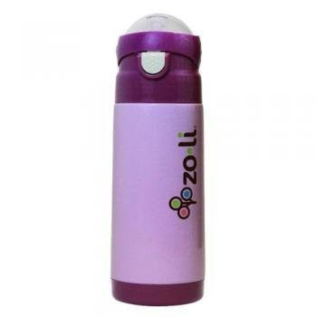 Dash Vacuum Insulated Straw Water Bottle 12 oz (Color: Purple)
