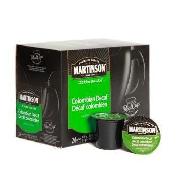 Martinson, Colombian Decaf