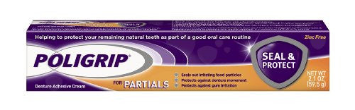 2.1 oz for Partials, Seal & Protect