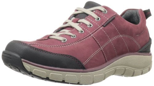 WAVE.TREK - Berry Leather - W 8.5