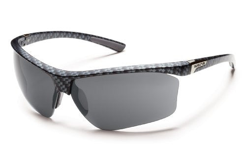 Roadmap Graphite Weave with Gray Polarized Polycarbonate Lens
