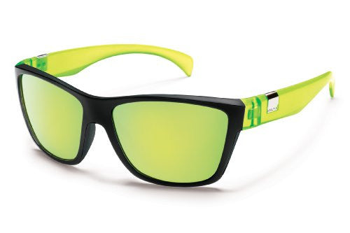 Speedtrap Matte Black Yellow with Yellow Mirror Polarized Polycarbonate Lens