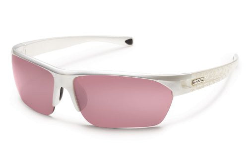 Detour Pearl Laser with Rose Polarized Polycarbonate Lens