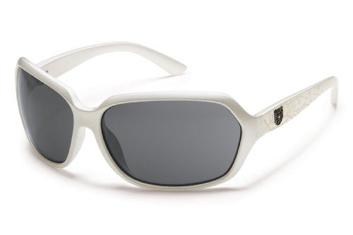 Empress Pearl Laser with Gray Polarized Polycarbonate Lens