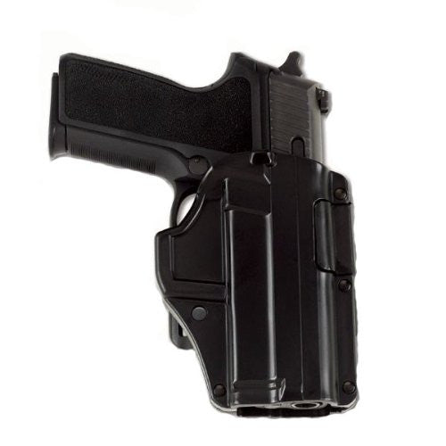 M6X Auto Locking Belt Holster (Black, Right Hand)