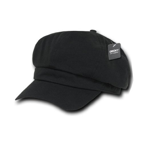 Apple Jack Hat, Black (Small/Medium)