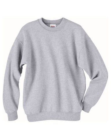 Hanes ComfortBlend Long Sleeve Fleece Crew - p160 (Ash / XXXX-Large)