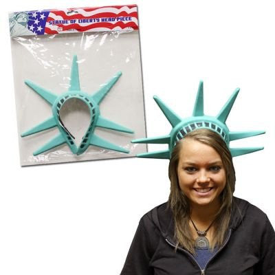 STATUE OF LIBERTY HEAD PIECE
