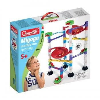 Games - Marble Run Spinning