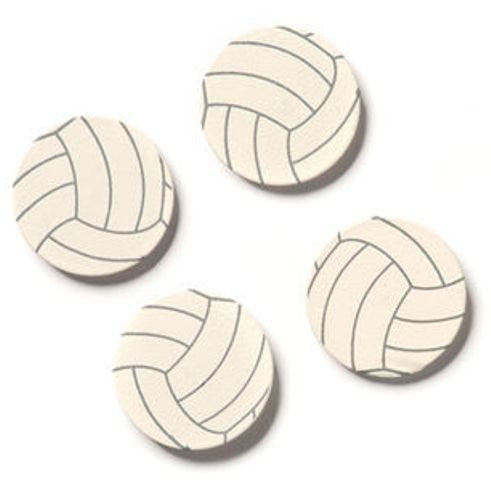 Embellish Your Story Volleyball Magnets