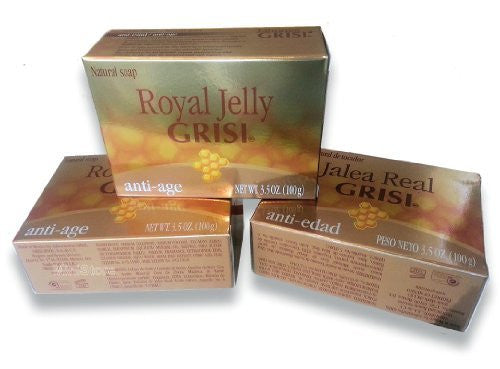 Grisi Royal Jelly Soap