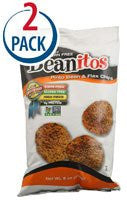 Beanitos Pinto Bean Chips with Flaxseeds, Sea Salt 6.0 OZ