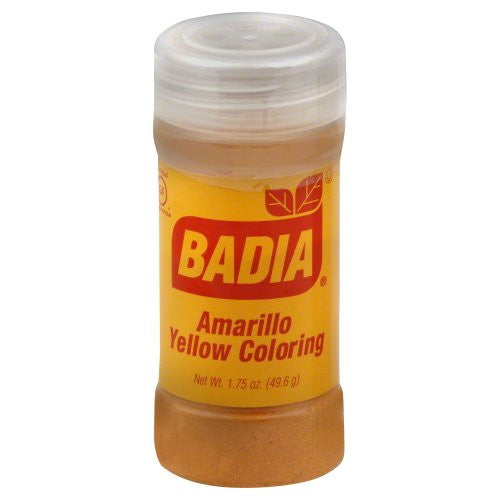 Badia Yellow Coloring 2.0 OZ