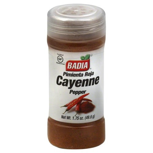 Badia Cayenne Pepper Ground 1.75 OZ